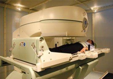 risonanza magnetica g-scan