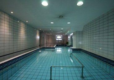 piscina interna riabilitazione