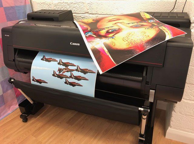 Fine art Giclée printing | Meaco Picture Framers
