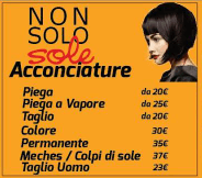 nonsolosole acconciature