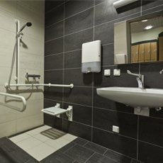 bathroom plumbing and heating