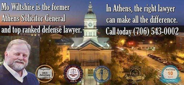 Top DUI lawyer in Athens