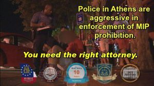 MIP Athens Attorney Alcohol