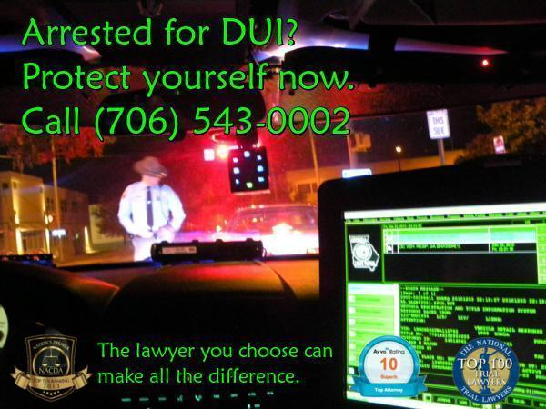 Best DUI Lawyer in Danielsville