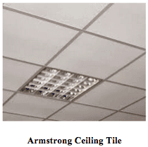 Armstrong Ceiling Tile