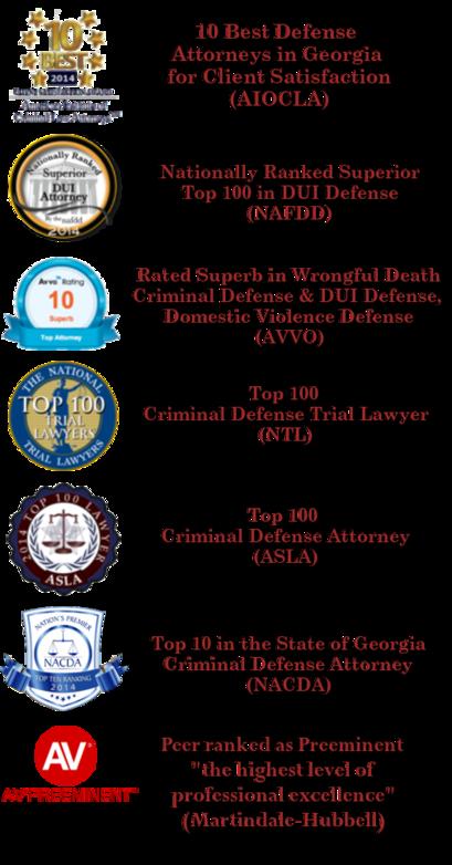 Best DUI Defense Attorney in Athens, GA