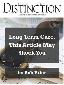 LONG TERM CARE: THIS ARTICLE MAY SHOCK YOU
