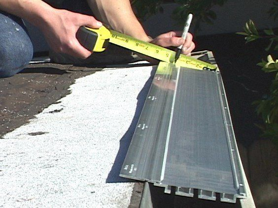 Gutterglove mesh gutter guards tnt rain gutters gutterglove gutter guard fits on any existing gutter system saving you lots of money so theres no need to replace your existing gutter system to have solutioingenieria Choice Image