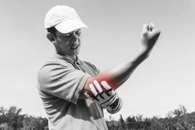 Golfers Elbow Prevention ( Medial Epicondyle )