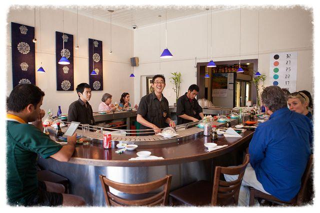 1890 Sushi Restaurant