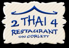 2 Thai 4 Logo