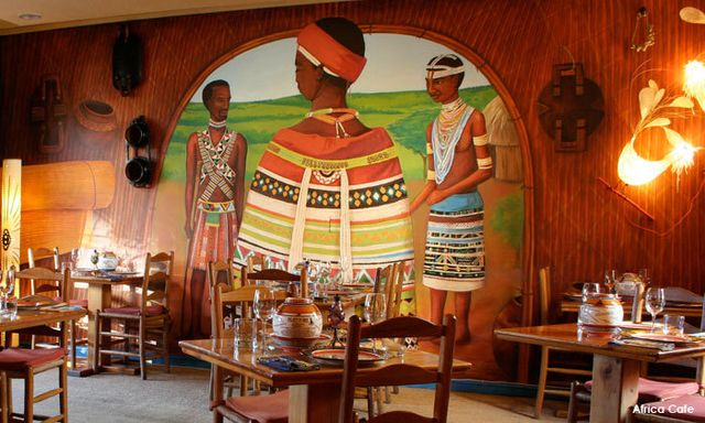 The African Cafe