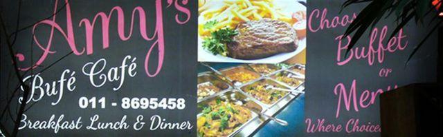 Amys Diner Alberton