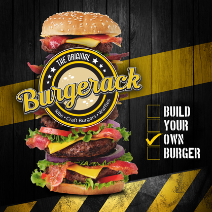 Burgerack Build your own