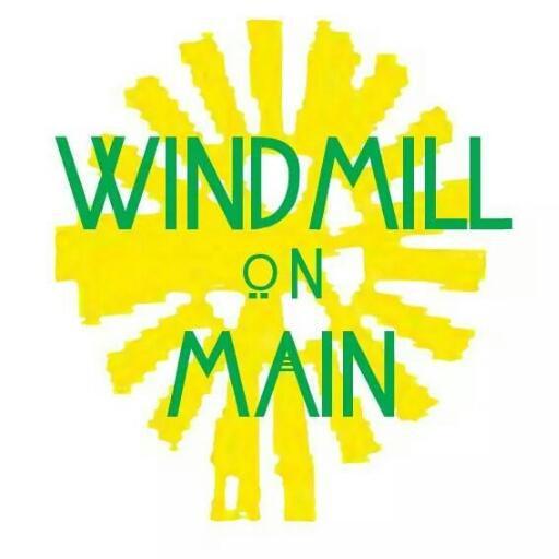 Windmill on Main Logo