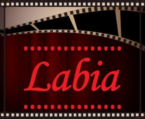 labia Theatre Logo