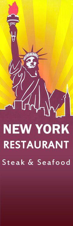 New York restaurant Logo