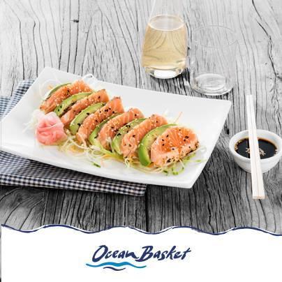 Sushi Ocean Basket