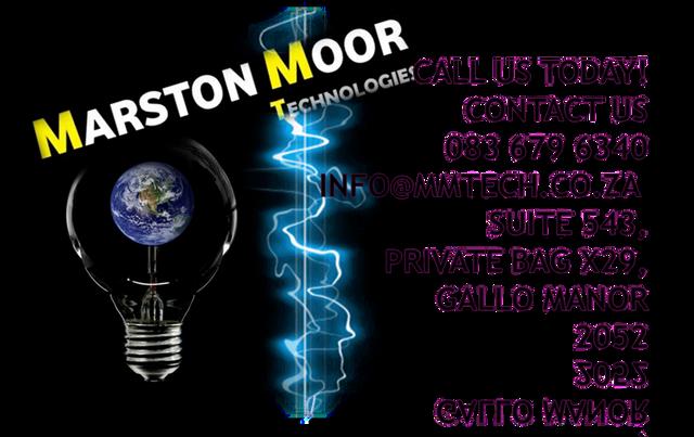 Marston Moore Logo