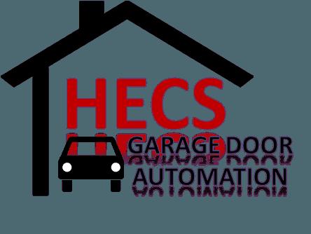 Hecs Garage Door Automation Logo