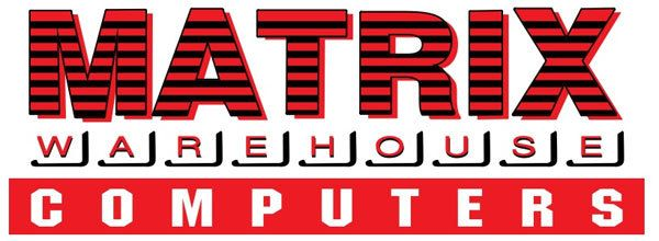 Matrix Warehouse Logo