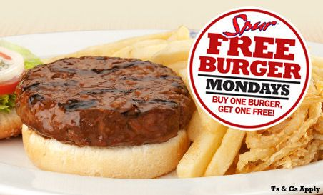 Spur Burger Special