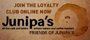 Junipa loyalty program