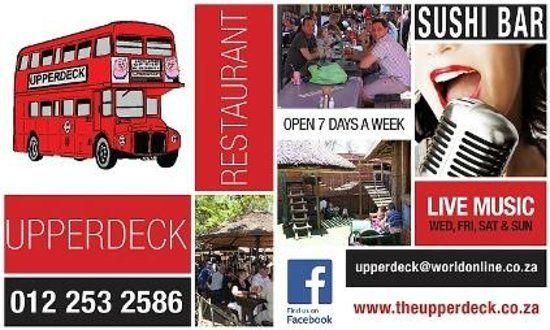 Upper deck Ad