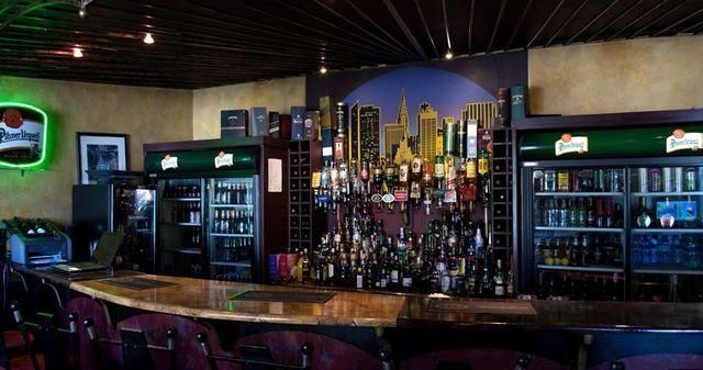 Pub / bar area