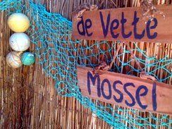 De Vette Mossel in Harties