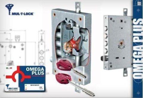 serratura omega plus