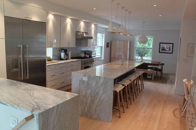Kitchen Countertop in Boston MA   Prestige Kitchen & Bath