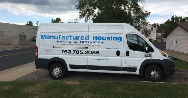 Manufactured Home Construction - Spring Lake Park, MN - Manufactured on house repair, foundation crack repair, automotive repair,