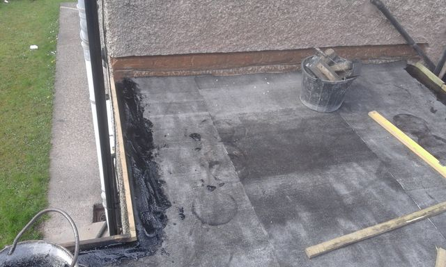 From Flat Roofing To Industrial Flooring