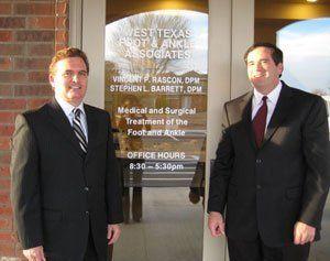 Podiatrist Odessa & Big Spring, TX