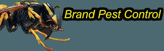 Brand Pest Control logo