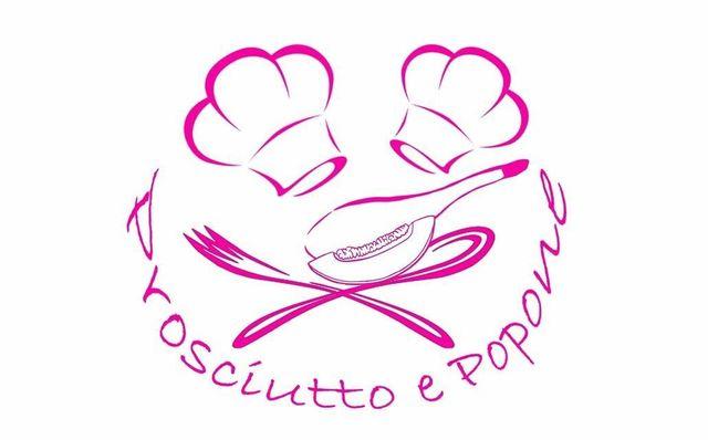 PROSCIUTTO E POPONE - OSTERIA TOSCANA logo