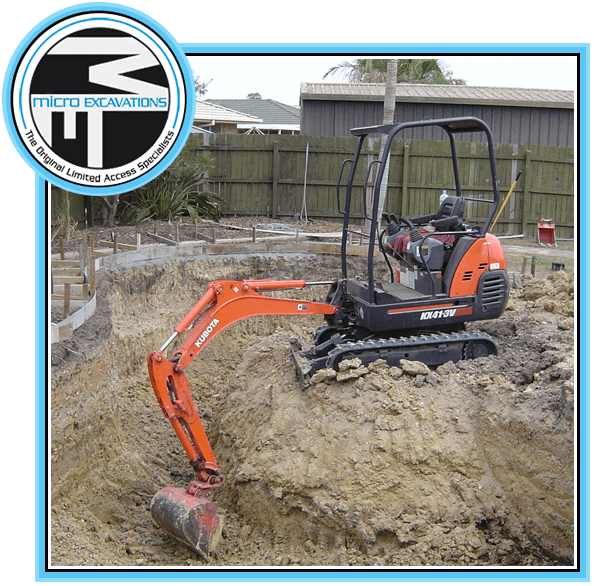 1m and 1.8tonne orange excavator