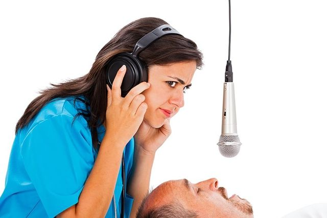 Music to Your Ears? Wife Turns Husband's Snoring into Song