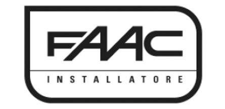 Faac installatore