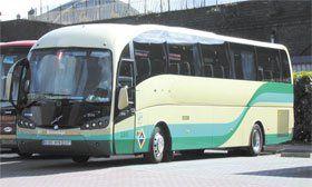Coaches - Chester - Oare's Coaches Ltd - Eurocoach