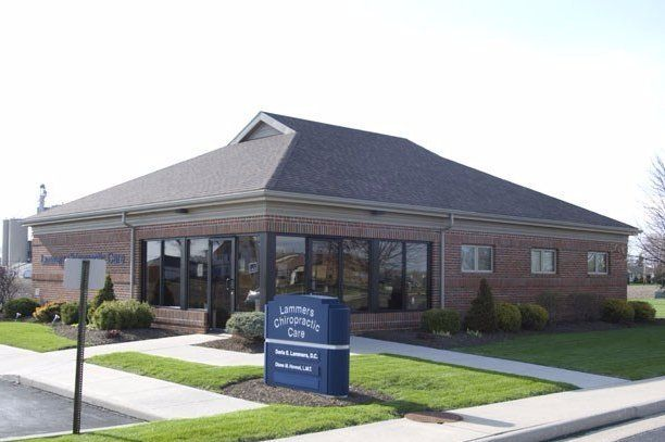 Lammers Chiropractic Care is located in Glandorf, Ohio
