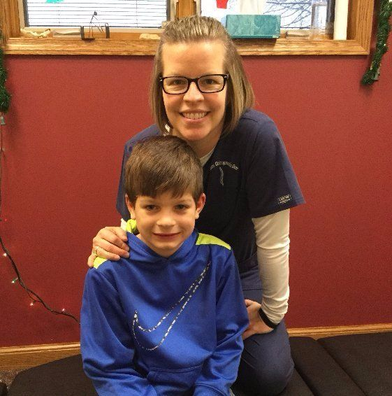 Health Care for Children at Lammers Chiropractic Care
