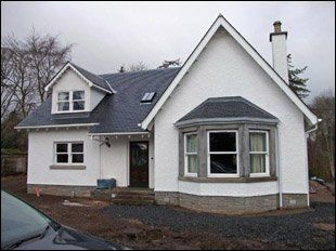 Design - Stirling, Stirlingshire - J.R. Brown Building Design - House