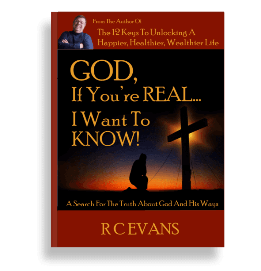 God, If You're Real...I Want To Know!