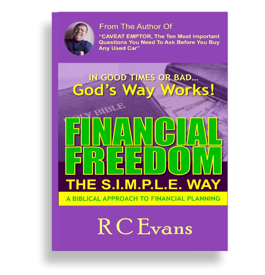 The S.I.M.P.L.E. Way - A Biblical Approach To Financial Freedom
