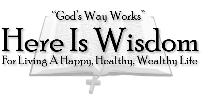 Here Is Wisdom