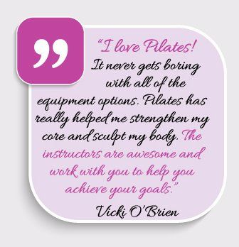 Customer Testimonial From Vicki O'Brien