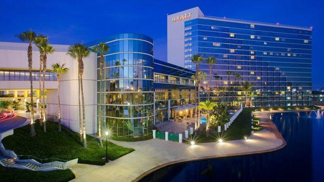 Hyatt Regency Hote Long Beach Convention Center