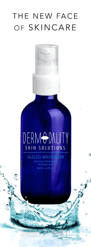 dermodality ageless moisturizer skin brightener